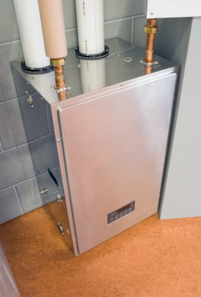 Hot water heating in Wheeling IL by ID Mechanical Inc