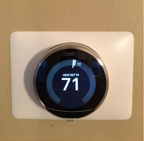Thermostat service in Grayslake IL by ID Mechanical Inc