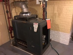 70 Year Old Boiler Replacement in Chicago, IL  Before, During & After (1)